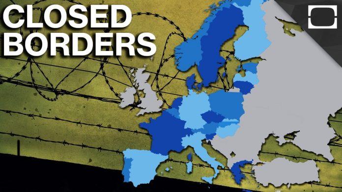 L'Unione Europea vieta l'ingresso ai viaggiatori