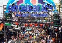 Patong cancella gli eventi per il Songkran