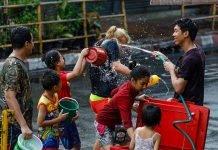 Songkran: festa annullata a Saen Suk