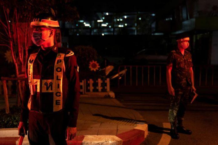 Phuket- cittadini a casa per almeno 14 giorni