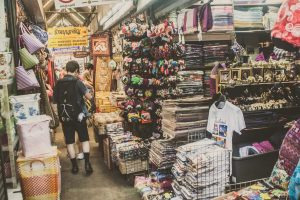 Chatuchak market riapre
