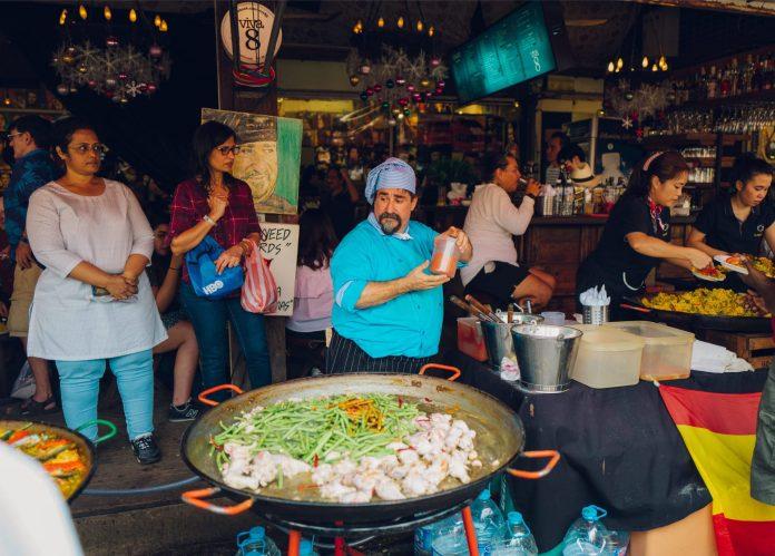 Chatuchak market riapre nel weekend