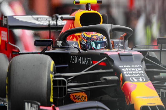 Il Thailandese Albon conquista il podio in F1
