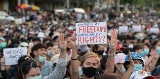 Proteste in Thailandia, cosa sta succedendo