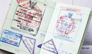 Il visto all'arrivo in thailandia a 45 giorni