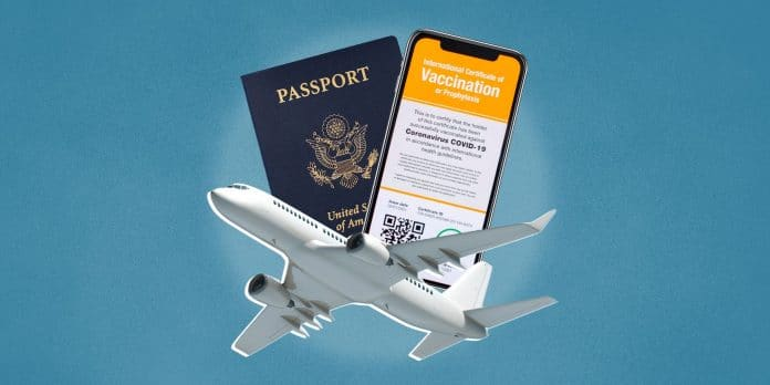 Thailandia boccia il vaccine Passport